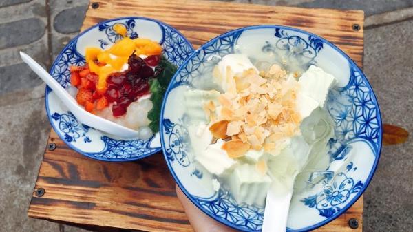 Chỉ tận nơi những món giải nhiệt 'đánh bay' oi nóng mùa hè ở Hà Nội