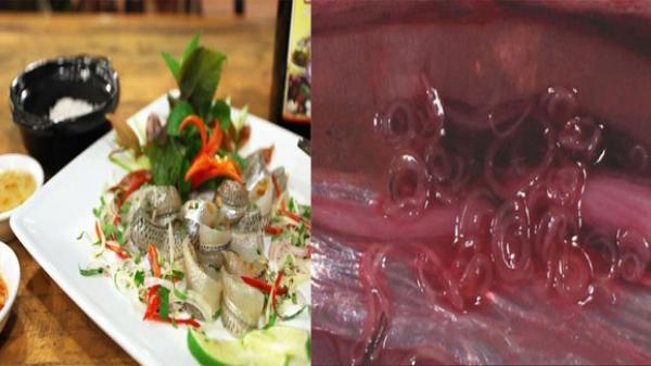 5 món ăn dù thèm đến mấy cũng nên hạn chế vì chứa rất nhiều giun sán