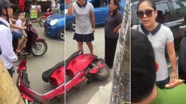Nữ tài xế phát ngôn gây 'sốc' ở Hải Phòng: Hành xử lạ, mẹ nạn nhân gửi đơn kiến nghị
