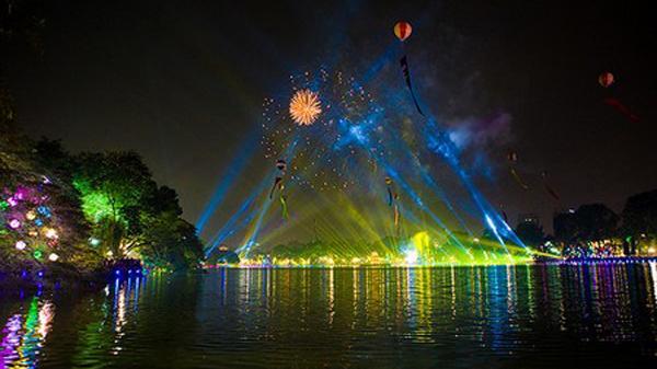 Tối nay, 5 thành phố lớn đồng loạt chiếu sáng nghệ thuật