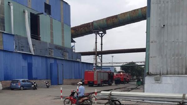 Nóng: Nhà máy thép Dragon Hải Phòng phát nổ, hàng chục người bị thương