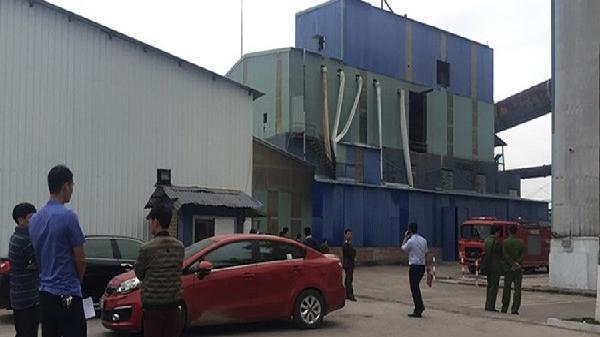 Vụ nổ lò luyện thép ở Hải Phòng: Công ty hoạt động nhưng không báo cáo
