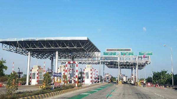 Thu phí BOT Tiên Cựu trên quốc lộ 10 từ đầu năm 2019