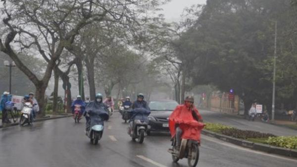 Bắc Bộ giảm mưa từ ngày mai, Trung Bộ ngày nắng xen lẫn mưa dông