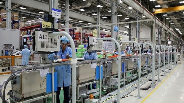 Bên trong nhà máy xuất khẩu hơn 1 tỷ USD hệ thống máy phát điện cho tuabin gió tại Hải Phòng