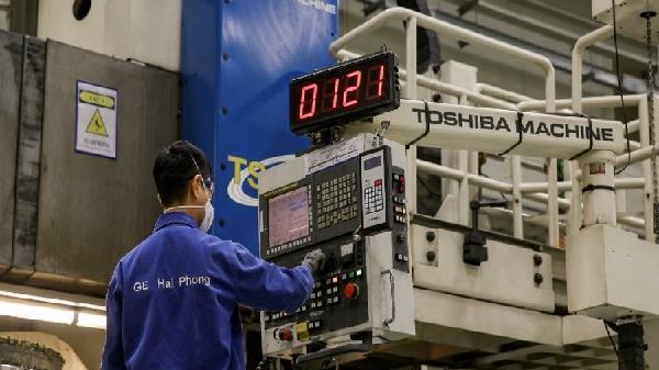 General Electric lần đầu tiết lộ các công nghệ thông minh của nhà máy tại Hải Phòng