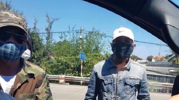 Khởi tố 3 bị can đập phá ôtô ở trạm thu phí Bắc Hải Vân