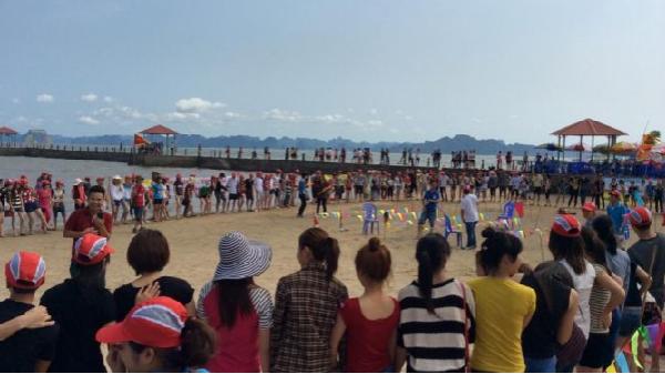 Đồ Sơn sẵn sàng cho ngày hội du lịch biển 2017