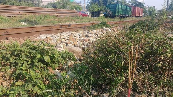 Đà Nẵng: Nằm trên đường ray, nam thanh niên bị tàu hỏa tông t.ử v.ong