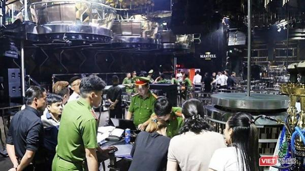 Đà Nẵng: Kiểm tra vũ trường lớn nhất Đà Nẵng, phát hiện 75 khách dương tính với m.a t.úy
