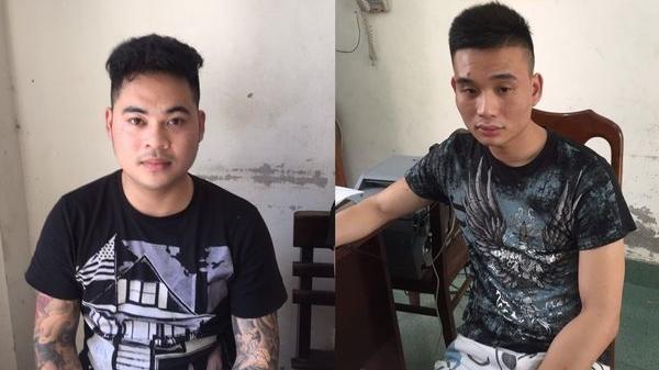 C.ông a.n Đà Nẵng ra Hưng Yên bắt băng trộm ô tô sang, tóm gọn 2 nghi phạm nhảy lầu bỏ trốn