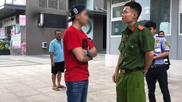 UBND phường đang xử lý vụ Việt kiều dắt chó không đeo rọ mõm