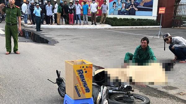 Đà Nẵng: 2 thiếu niên chạy xe máy tông vào vỉa hè, 1 người ch.ết