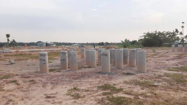 Long An: 2 dự án khu dân cư dính hàng loạt sai phạm