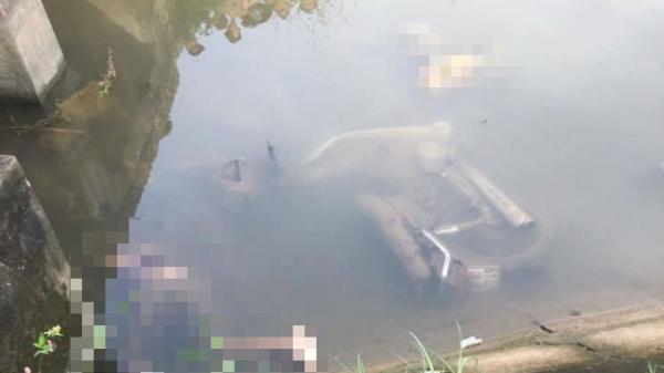 Bình Phước: Điều tra vụ t.ử v.o.ng dưới mương nước