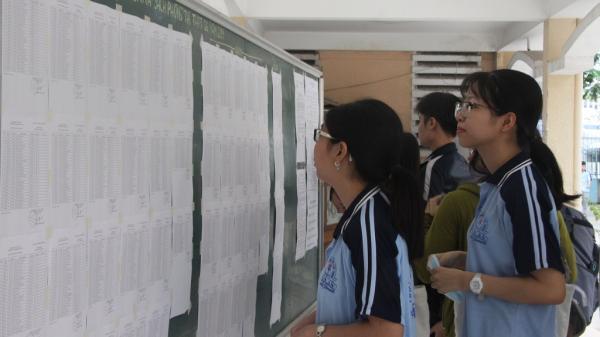 Long An có 13.389 thí sinh đăng ký dự thi THPT Quốc gia năm 2019