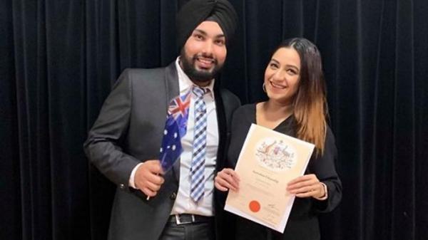 Số lượng đơn xin nhập quốc tịch Úc được chấp thuận tăng mạnh lên đến 88%