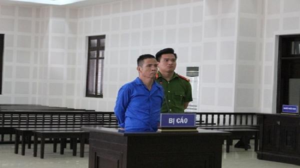 Nam thanh niên lĩnh 20 năm tù vì nhận giùm m.a t.úy