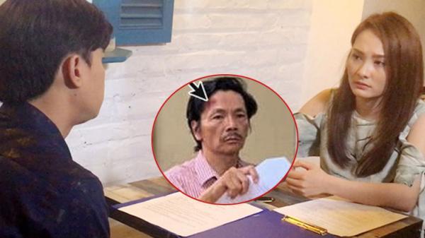 'Về nhà đi con': Thư buồn bã thanh lý hợp đồng 3 tỷ với Vũ, bố Sơn bị đánh chảy máu đầu?