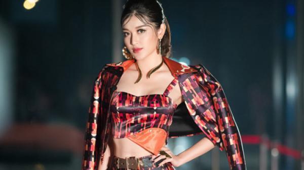 Á hậu Huyền My tái xuất sau ồn ào tại cuộc thi Miss Grand