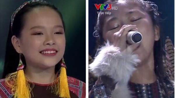 """""""Tiểu Diva"""" Hải Phòng cùng """"Em gái mưa"""" đến từ Sài Gòn trở thành Á quân Giọng hát Việt nhí 2017"""