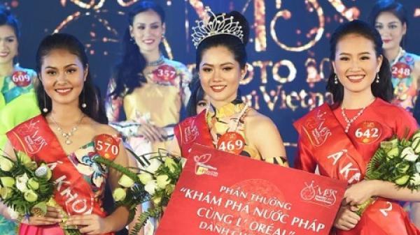 Nữ sinh Hải Phòng đăng quang Miss Photo 2017