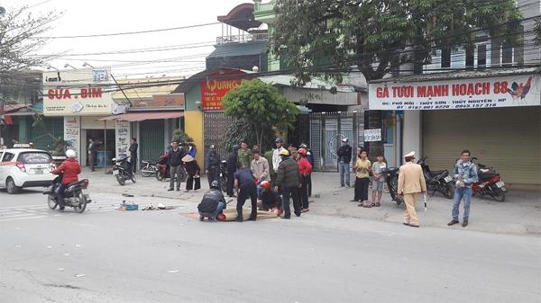 TNGT tại khu vực Phố Mới, huyện Thủy Nguyên, 1 người tử vong
