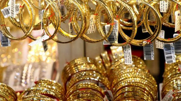 Giá vàng lao dốc kỷ lục 600.000 đồng/ lượng