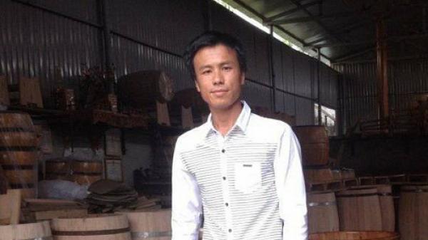 Ngưỡng mộ chàng thanh niên Hà Nam làm giàu từ làng nghề trống Đọi Tam, thu nhập hàng trăm triệu đồng mỗi năm