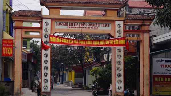 Hà Nam: Độc đáo làng gốm Quyết Thành 500 năm tuổi bên bờ Đáy Giang