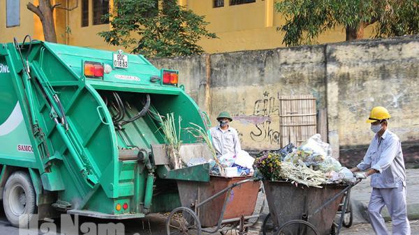Các điểm tập kết rác thải ở Phủ Lý gây ô nhiễm môi trường và mất mỹ quan đô thị