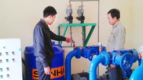 Rà soát quy hoạch xây dựng các nhà máy cấp nước sạch tập trung