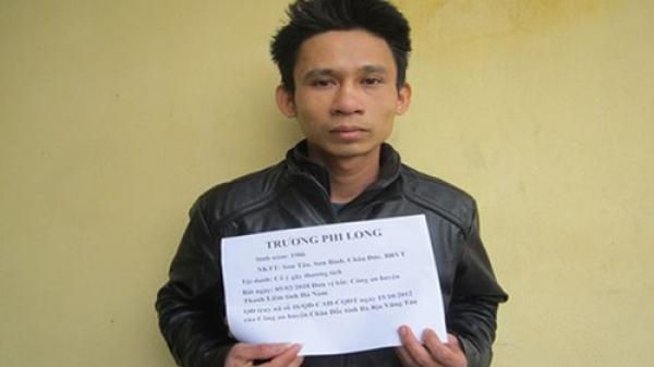Hà Nam: Bắt đối tượng truy nã 8 năm lẩn trốn trong chùa
