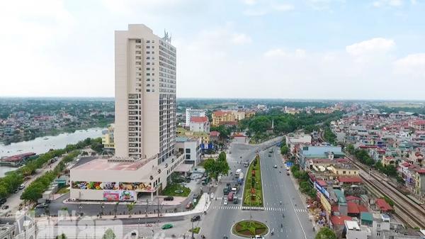 Thành phố Phủ Lý tập trung chỉnh trang đô thị