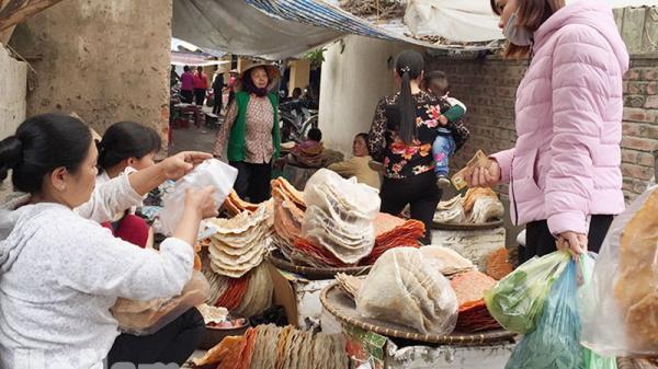 Bánh đa Phúc - Đặc sản nổi tiếng của Lý Nhân, Hà Nam
