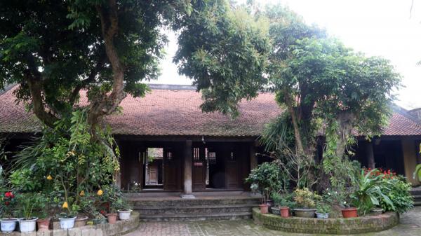 Về Hà Nam thăm Từ đường nhà thơ Nguyễn Khuyến