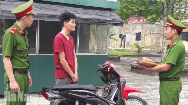 Công an huyện Kim Bảng làm rõ vụ trộm cắp xe máy tại Ba Sao