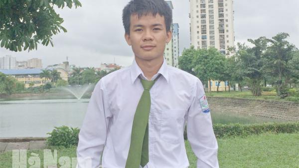 Hà Nam: Gặp thủ khoa khối A 29,75 điểm năm 2017