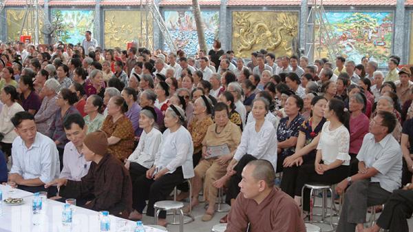 Lễ khánh thành trùng tu, tôn tạo đình làng Vĩnh Trụ, Lý Nhân