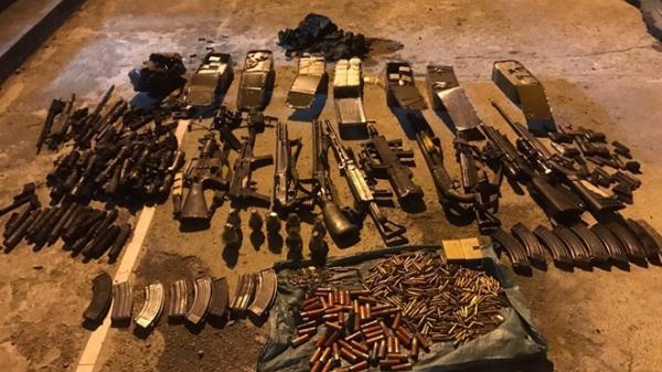 7 tay súng sẵn sàng liều chết để bảo vệ 'trùm' ma túy ở Lóng Luông