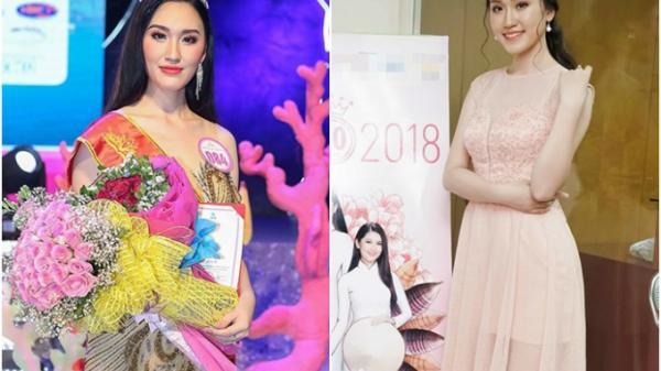 Chiêm ngưỡng chân dung cô gái Yên Bái lọt vào chung khảo Hoa hậu VN 2018 khu vực phía Bắc