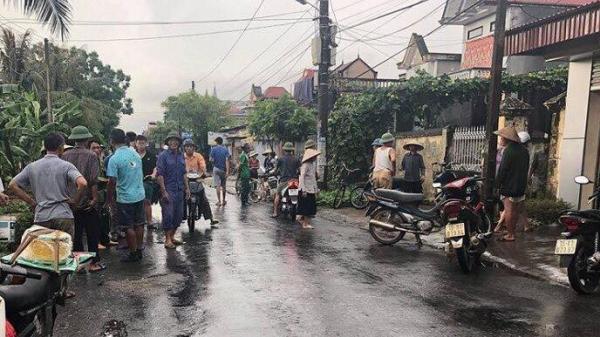 THƯƠNG TÂM: Đang đi cấy lúa không kịp tìm nơi trú, hai nông dân bị sét đánh tử vong