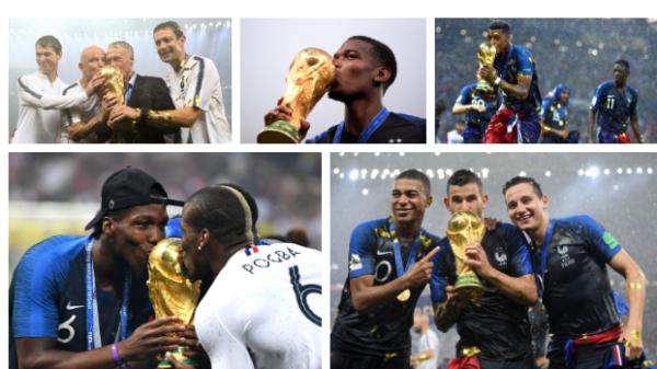Hạ gục Croatia tại World Cup 2018: Pháp lên ngôi Tân vương sau 20 năm chờ đợi