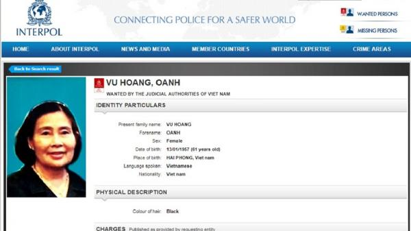 Oanh Hà – 'bà trùm' ma túy 61 tuổi – người đang bị truy nã quốc tế là ai?
