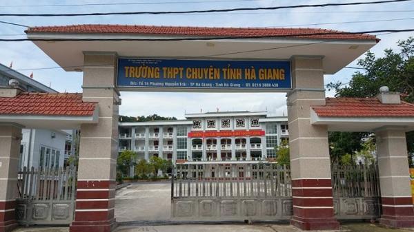 Vụ điểm thi cao bất thường ở Hà Giang: Bằng cách nào có thể sửa điểm 330 bài thi chỉ trong vòng chưa đầy 1 tiếng?
