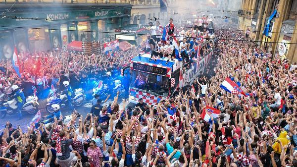 Á vương World Cup 2018 Croatia tặng hết tiền thưởng cho trẻ em nghèo