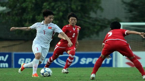 Phong Phú Hà Nam góp 7 cầu thủ cho đội tuyển bóng đá nữ quốc gia