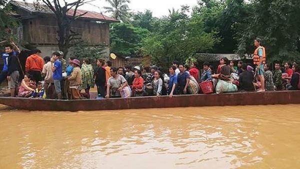Xót xa vụ vỡ đập thủy điện nghìn tỷ: 131 người mất tích mới tìm thấy 1 thi thể