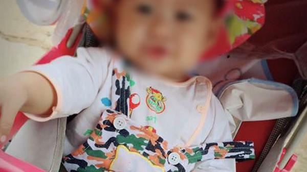 XÓT XA: Ngã vào xô nước, bé gái 21 tháng tuổi chết đuối thương tâm ngay trong nhà mình