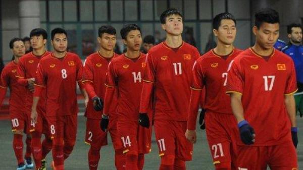 """Lộn ngược dòng thắng ngoại mục Palestine, U23 Việt Nam nhận thưởng """"khủng"""" của VFF"""